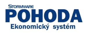 Logo účtovného softvéru Pohoda