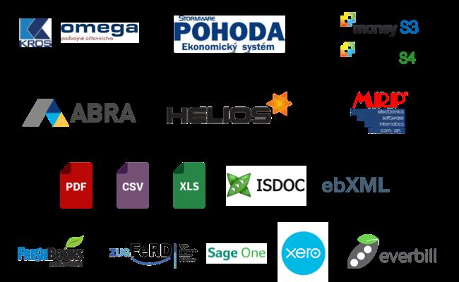 Slovenské účtovné softvéry a datamolino